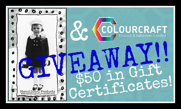SG Colourcraft GIVEAWAY image